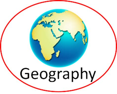 Geography Report Statements - First School Years